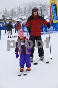 Brian & Natalie ski 9087