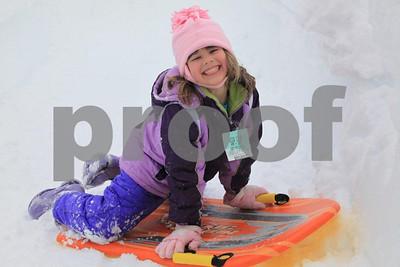 Natalie sled 9191
