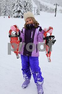 Natalie snowshoe 9228
