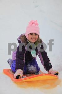 Natalie sled 9155