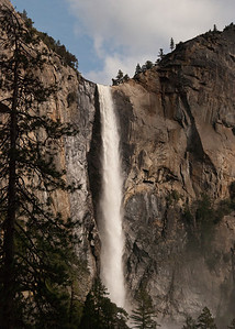 Bridal Veil Falls - Yosemite National Park