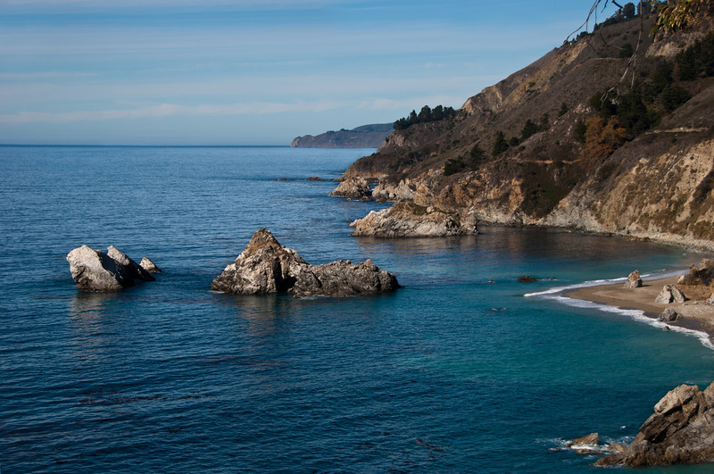 Big Sur Coastline in California