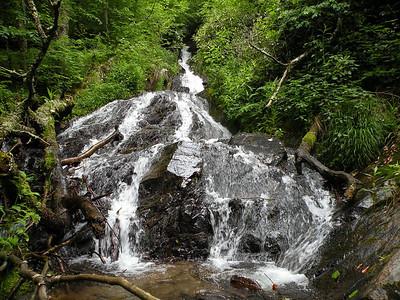 Smoky Mountain Waterfalls