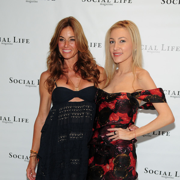 WATERMILL, NY - JULY 03:   Social Life Magazine Editor Devorah Rose, and Kelly Bensimon attends the social life magazine party at The Social Life Estate on July 3, 2010 in Watermill, New York.(Photo by Joseph Bellantoni/In House Image)