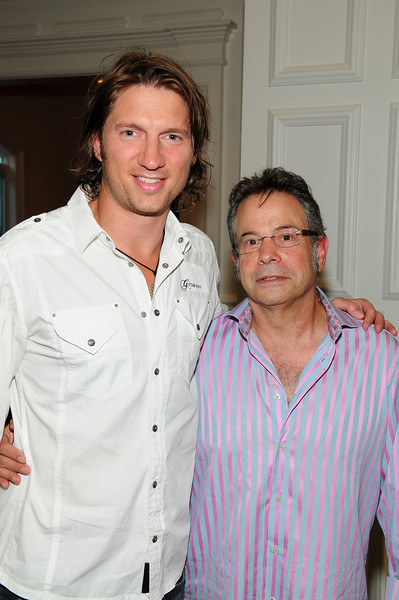 WATERMILL, NY - JULY 03: Charles Ferri Founder & CEO of STAR VODKA attends the social life magazine party at The Social Life Estate on July 3, 2010 in Watermill, New York.(Photo by Joseph Bellantoni/In House Image)
