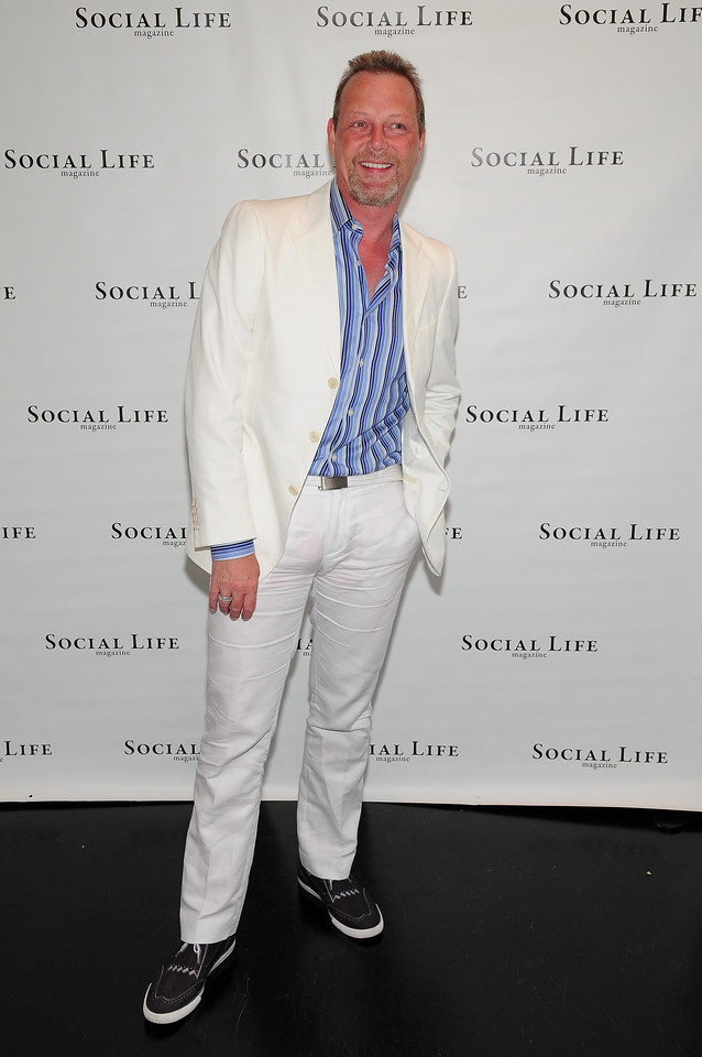 WATERMILL, NY - JULY 03: Brad Boles attends the social life magazine party at The Social Life Estate on July 3, 2010 in Watermill, New York.(Photo by Joseph Bellantoni/In House Image)