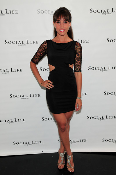 WATERMILL, NY - JULY 03: Rachel Heller attends the social life magazine party at The Social Life Estate on July 3, 2010 in Watermill, New York.(Photo by Joseph Bellantoni/In House Image)