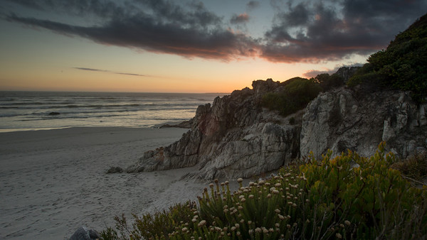 Hermanus Coast, South Africa.
