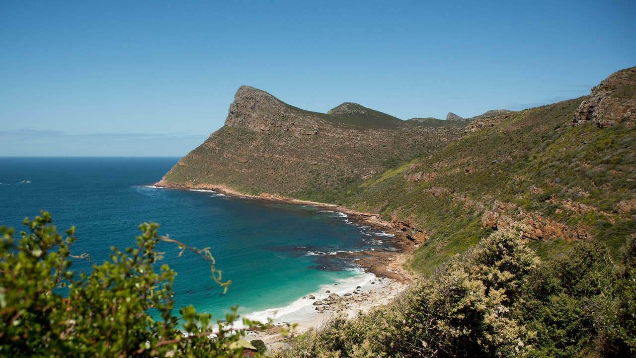 Cape Good Hope, South Africa.
