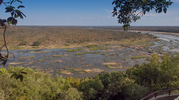 Olifants Rivier, Kruger NP, South Africa.