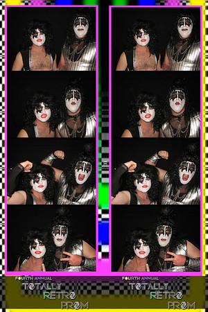 4th Annual Totally Retro Prom April 21, 2012