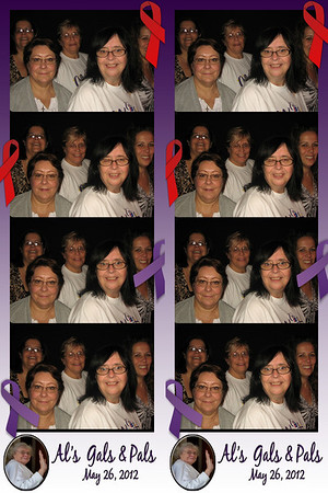 """Al's Gals & Pals Annual Relay For Life """"Chest"""" Waxing Event May 26, 2012"""