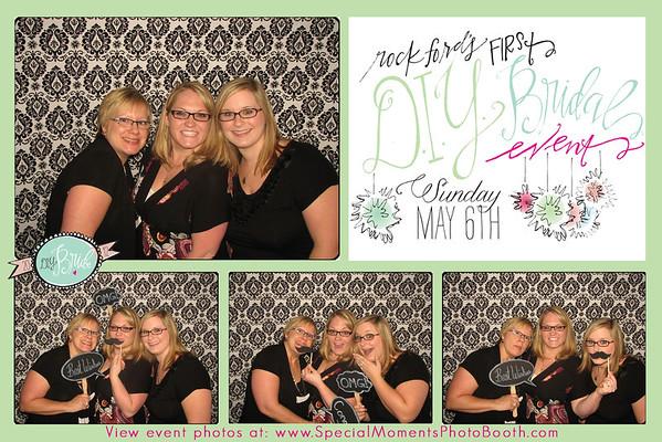 D.I.Y Bridal Event May 6, 2012
