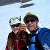 June 28, 2012 - Avalanche Gulch Route Splattski, Mount Shasta.