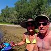 June 2012 - Fun in the Sun Splattski. Russian River Paddle I. Cloverdale to Asti.