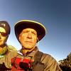 June 30, 2012 - Splattskii at Sunrise. Mount Lassen, LVNP.