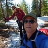 June 28, 2012 - On the Trail to Horse Camp, Mount Shasta Splattski.