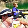 June 2012 - Cheery Creek arm paddle @ lake Sonoma.