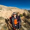 April 8, 2018 - Horseshoe Canyon Pictograph Hunting Splattski.