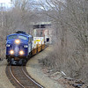 Returning Pan Am Fs on MEAY at Valley Falls, NY.