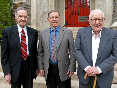 Spring Convocation 2012