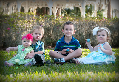 Schober Family Spring 2013
