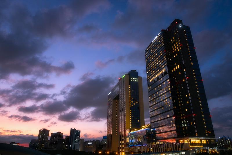 View from Yongsan