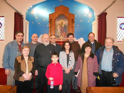 St. Garabed Armenian Church of Kansas City, MO, March 2, 2014