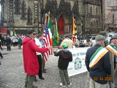 St. Patrick's Day Parade March 2010