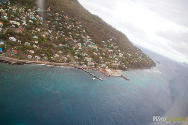 Leaving Bequia