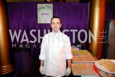 Fabrice Bendano,St.Jude Gourmet Gala,March 1,2011,Kyle Samperton