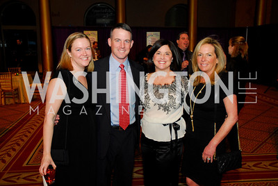 Meredith Ouellette,Paul Ouellette,Judy Bishop,Cheryl Timmons,March 1,2011,St.Jude  Gourmet Gala,Kyle Samperton