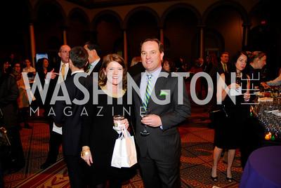 Renee Meath,Jason Meath,March 1,2011,St.Jude Gourmet Gala,Kyle Samperton