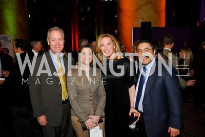 Tom Liljenquist,Paula Hisaoka,Erin Kilday,Bob Hisaoka,March 1,2011,St.Jude  Gourmet Gala,Kyle Samperton