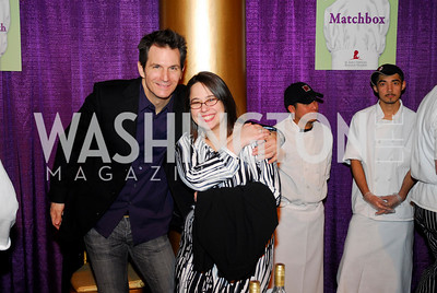 Perry Smith,Christine Miller,March 1,2011,St.Jude Gourmet Gala,Kyle Samperton