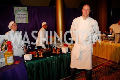 Scott Drewno,St.Jude Gourmet Gala,March 1,2011,Kyle Samperton