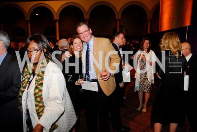 Catherine Bohigian,Warren Bishoff,March 1,2011,St.Jude Gourmet Gala,Kyle Samperton