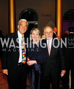 Richard Shadyac,Anne Tyree,Ray  Hrabec,March 1,2011,St.Jude Gourmet Gala,Kyle Samperton