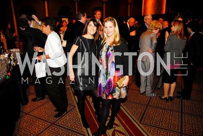 Jen Haber,Gretchen King,March 1,2011,St.Jude Gourmet Gala,Kyle Samperton