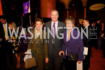 Diane Jones,Jim Jones,Karen Joulwan,March 1,2011,St.Jude Gourmet Gala,Kyle Samperton