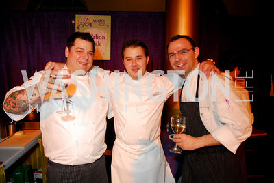 William Morris,Adam Sobel,Vick Pokorski,March 1,2011,St..ude Gourmet Gala,Kyle Samperton