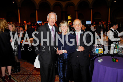 Bill Fraley,Anne Tyree,Ray Hrabec,March 1,2011,St.Jude Gourmet Gala,Kyle Samperton