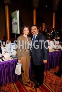 Paula Hisaoka,Bob Hisaoka,March 1,2011,St.Jude Gourmet Gala,Kyle Samperton