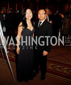 Jinny Lee,Eric Kim,March 1,2011,St.Jude Gourmet Gala,Kyle Samperton