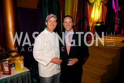 Geoff Tracy,Patrick Holley,March 1,2011,St.Jude Gourmet Gala,Kyle Samperton