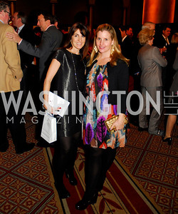 Jen Haber,Gretchen King,March 1,2011,St.Jude Gourmet Gala,Kyle Samperton