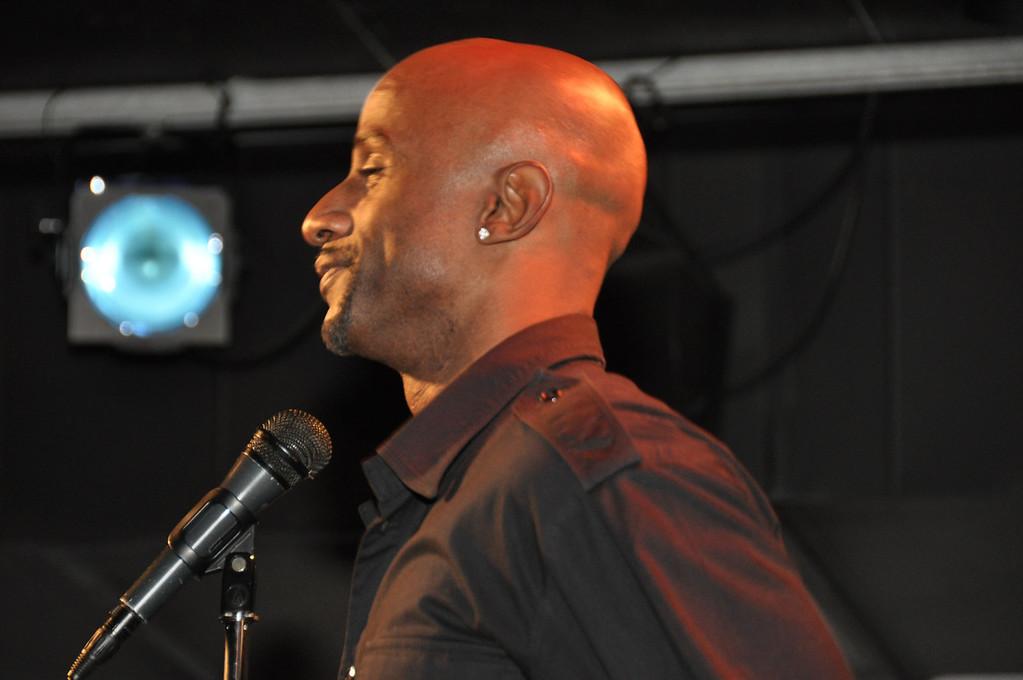 Comedian Damon Williams