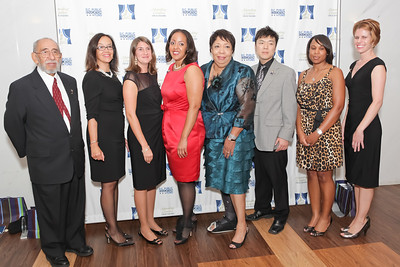 Award winners. Standing Ovation for DC Teachers. Kennedy Center. September 19, 2011. Photo by Alfredo Flores