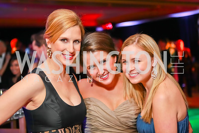 Julie Van Antwerpen, Kristen Friesen, Amy Lowman. Starlight Taste of the Stars Gala. Four Seasons Georgetown. November 19, 2011. Photo by Alfredo Flores