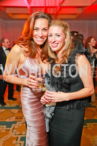 Dawn Gontkovic, Shannon McCarter. Starlight Taste of the Stars Gala. Four Seasons Georgetown. November 19, 2011. Photo by Alfredo Flores